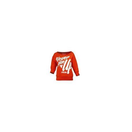 Trec wear tw sweatshirt trecgirl 01 orange 1szt