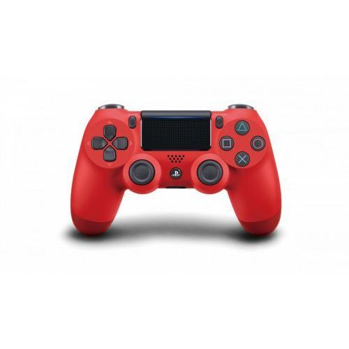 Sony PS4 Dualshock Cont Magma Red v2, 1_594197