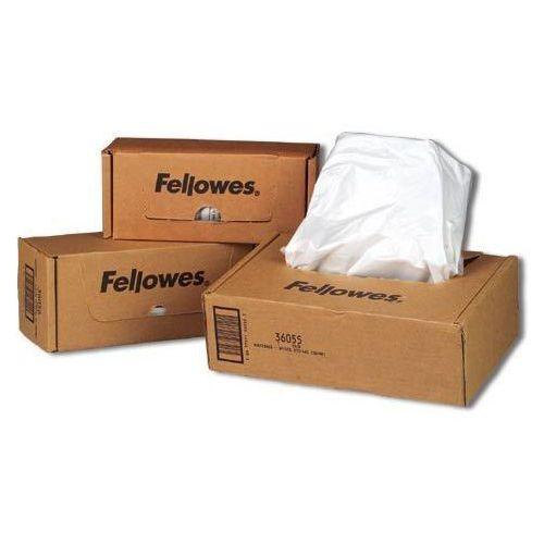 Fellowes Worki do niszczarek: 34 l / 760 x 380 / dla 90s, 99ci, 99ms, automax™ 130c/200c