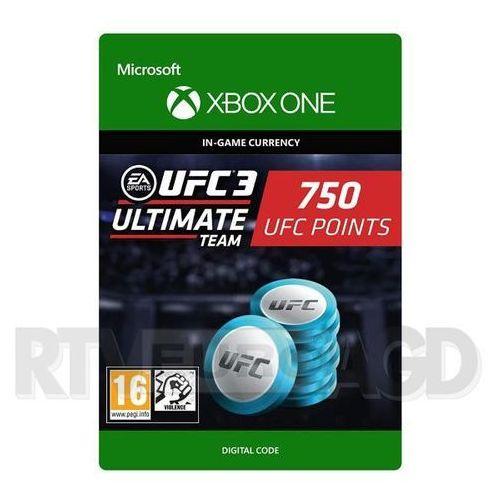 EA Sports UFC 3 750 Punktów [kod aktywacyjny], 7F6-00173