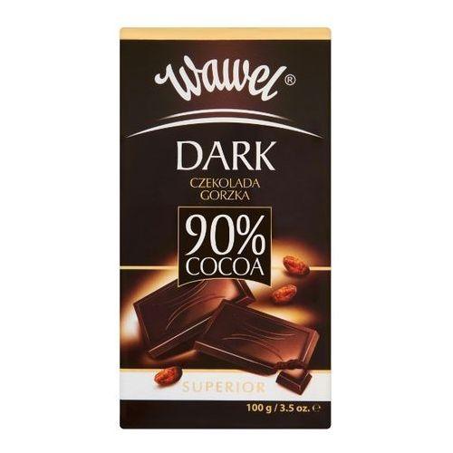 Wawel  100g dark 90% czekolada gorzka | darmowa dostawa od 150 zł!