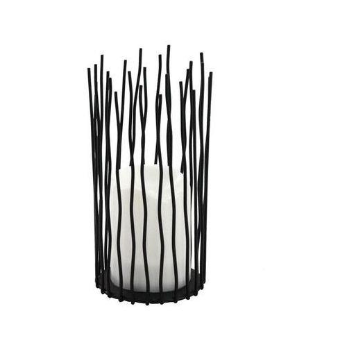 Latarenka bateryjna NYBORG IP44 czarna POLUX (5901508313256)