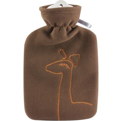 termofor dziecięcy classic - polar - brązowy marki Hugo frosch