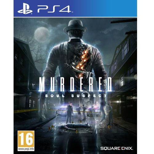 Murdered Soul Suspect (PS4)
