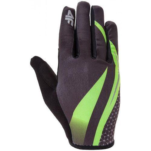 [C4L16-RRU005] Rękawiczki ogólnosportowe unisex RRU005 - neonowy zielony