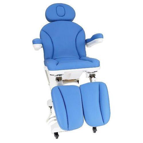 Fotel podologiczny elektryczny optima niebieski marki Cosnet