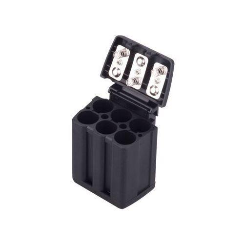 Funsports adapter baterii do lamp LED z kategorii Pozostałe zasilanie sprzętu fotograficznego