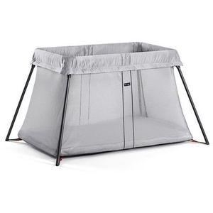 Babybjorn  - łóżko składane light - srebrny