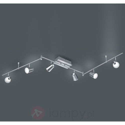 Trio leuchten Lampa sufitowa led narcos z ramionami (4017807302653)