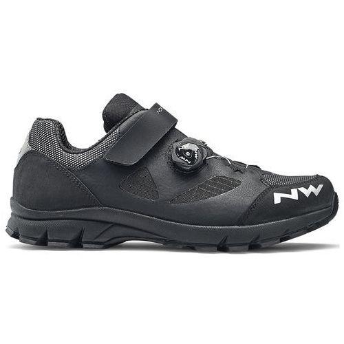 Northwave terrea plus buty szary/czarny 45 2018 buty mtb zatrzaskowe (8030819009095)
