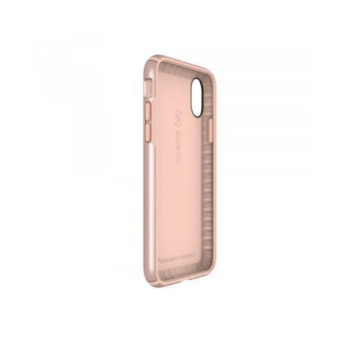 Etui SPECK Presidio Metallic do Apple iPhone X Różowozłoty, kolor wielokolorowy