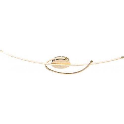 Globo BARNA Lampa Sufitowa LED Złoty, 1-punktowy - Purystyczny - Obszar wewnętrzny - BARNA - Czas dostawy: od 3-6 dni roboczych (9007371351022)