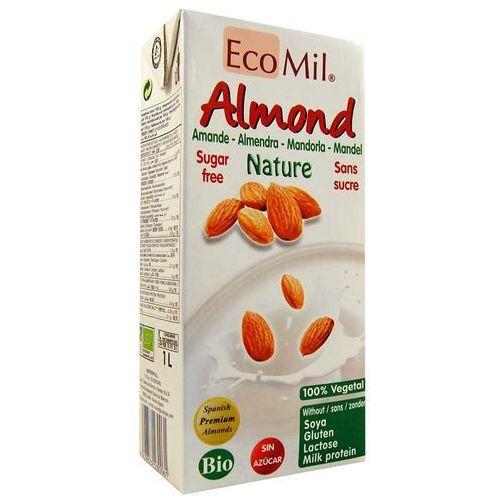 Naturgreen Mleko migdałowe naturalne b/c bio 1l ecomil