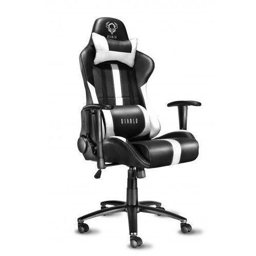 Domator24 Fotel dla graczy diablo x-player, kategoria: krzesła i fotele biurowe