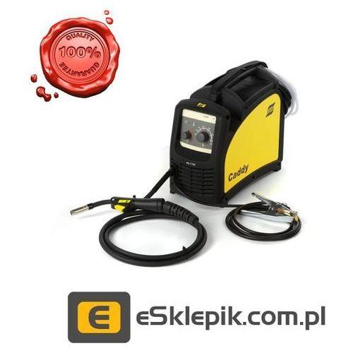 ESAB CADDY MIG C160i - Półautomat MIG/MAG + uchwyt 3m + drut - sprawdź w wybranym sklepie