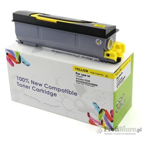 Cartridge web Toner cw-olp226yn yellow do drukarek olivetti (zamiennik olivetti b0772) [10k] (5902335703937)