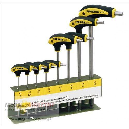 PROXXON Zestaw pokręteł HX 8 - części PRK 22650, towar z kategorii: Zestawy narzędzi ręcznych