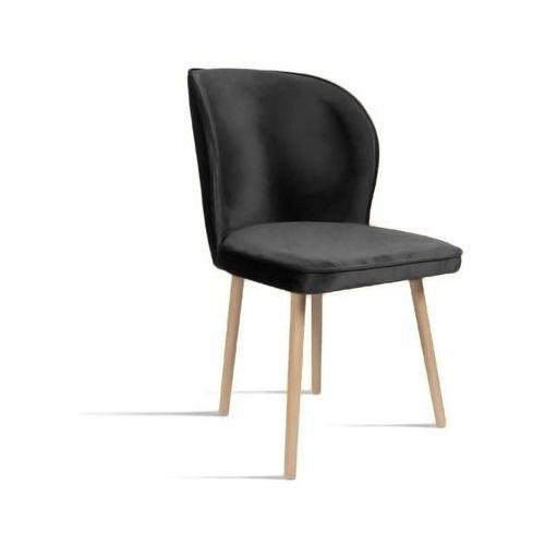 B&d Krzesło rino ciemny szary/ noga buk/ tr15
