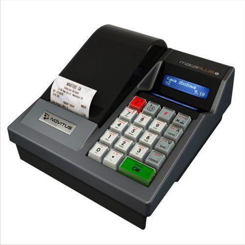 Kasa fiskalna Sharp ER-A285P, towar z kategorii: Kasy fiskalne