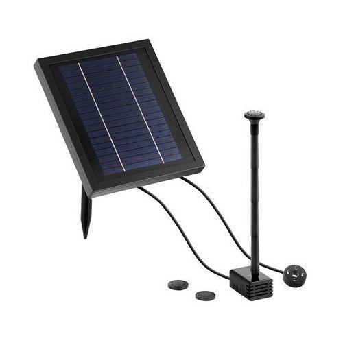 pompa solarna do oczka wodnego - fontanna - 250 l/h - 0,75 m uni_pump_11 - 3 lata gwarancji marki Uniprodo