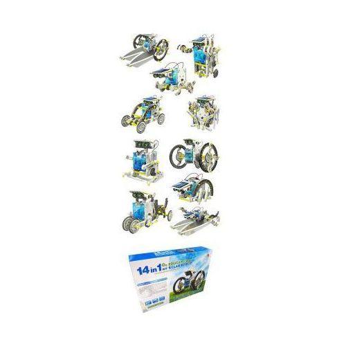 Edukacyjny Robot Solarny 14w1!!, 5907773415577