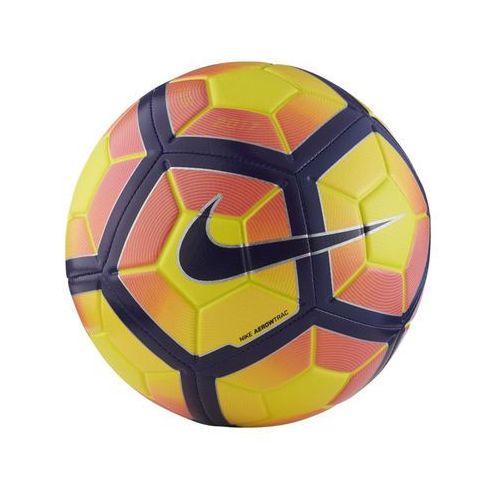 Nike Piłka nożna strike  - czarno-fioletowy - czarno-fioletowy