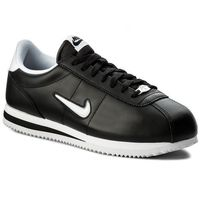 Buty NIKE - Cortez Basic Jewel 833238 002 Black/White, 44-47.5