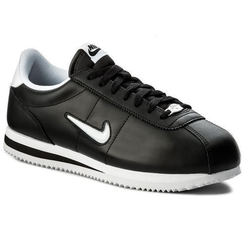 Buty NIKE - Cortez Basic Jewel 833238 002 Black/White, kolor czarny