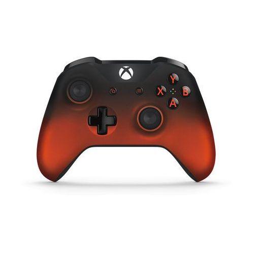 Kontroler xbox one s volcano shadow + zamów z dostawą jutro! + darmowy transport! marki Microsoft
