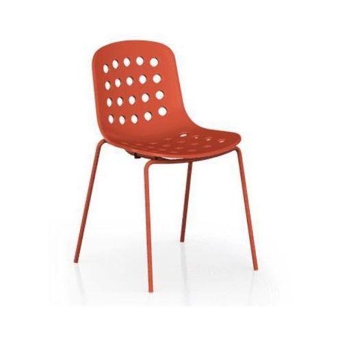Toou krzesło holi open shell - różne kolory to-1612/to-1601