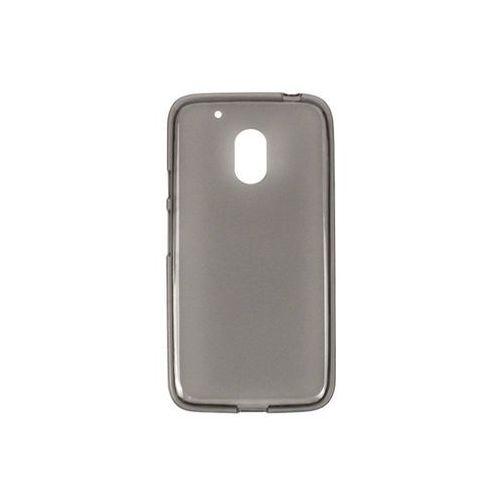 Etuo flexmat case Lenovo moto g4 play - etui na telefon flexmat case - czarny
