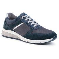 Sneakersy SALAMANDER - Tonjo 31-54804-22 Navy/Grey