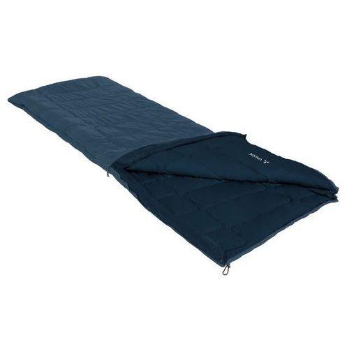 navajo 900 syn śpiwór niebieski lewe 2018 śpiwory marki Vaude