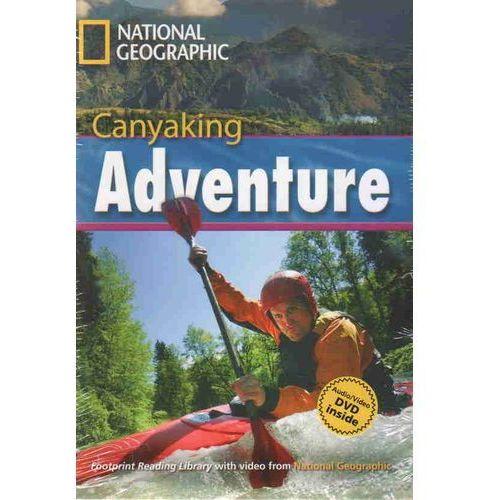 Canyaking Adventure + MultiROM Footprint Reading Library 2600 Headwords