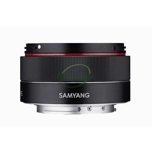 Obiektyw af 35mm f2.8 fe marki Samyang