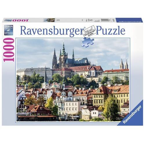 Puzzle 1000 elementów zamek na hradczanach (rap197415) marki Ravensburger