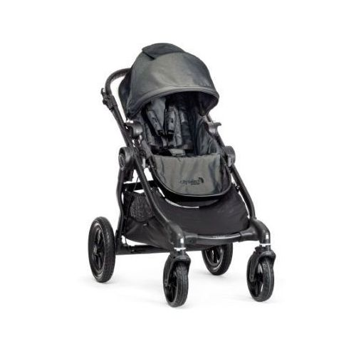 Baby jogger wózek sportowy city select 4 rad black / denim