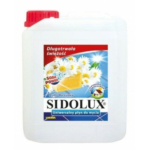 Lakma Sidolux 5l uniwersalny płyn do podłóg, mydło marsylskie