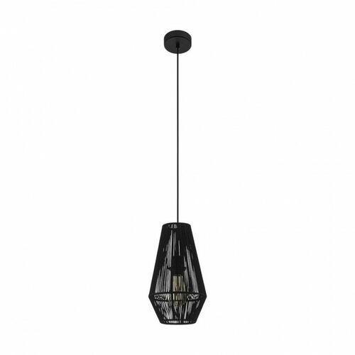 Lampa wisząca Eglo Palmones 97795 sufitowa 1x60W E27 czarna (9002759977955)
