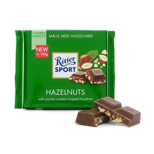 Ritter sport czekolada 100g orzechowa (4000417222008)