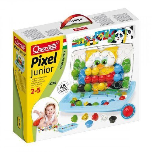 Quercetti mozaika pixel junior 48 elementów (8007905042106)