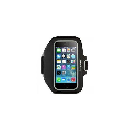 Etui opaska na ramię  sport-fit plus iphone 6/6s plus, czarny, marki Belkin