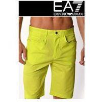 Krótkie spodnie marki Ea7 emporio armani