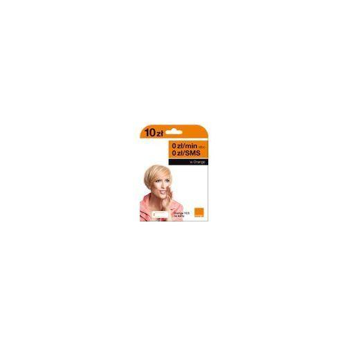 Starter ORANGE Orange One 10 (5907441061100)