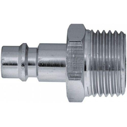 Szybkozłączka PANSAM A535313 wtyk gwint zewnętrzny męska 1/4 cala - produkt z kategorii- Pozostałe nawadniania i technika wodna