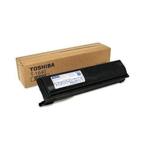 Toner oryginalny t-1640e czarny do e-studio 166 - darmowa dostawa w 24h marki Toshiba