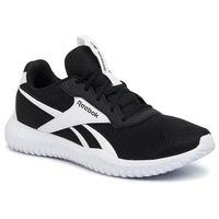 Buty - flexagon energy tr fu6609 black/white/black marki Reebok