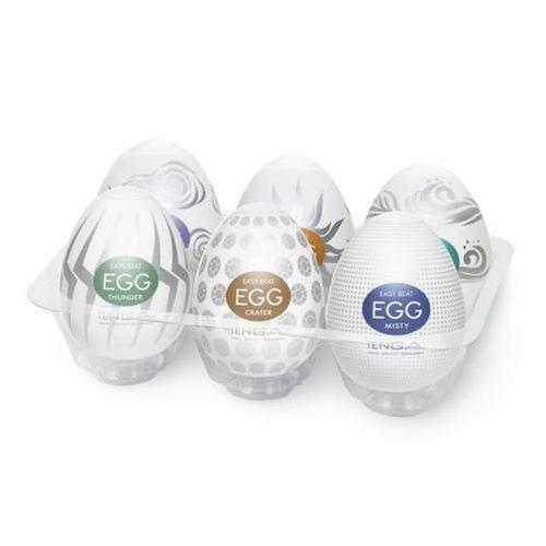 Tenga Eggs Hard Boiled - komplet 6 szt., kup u jednego z partnerów