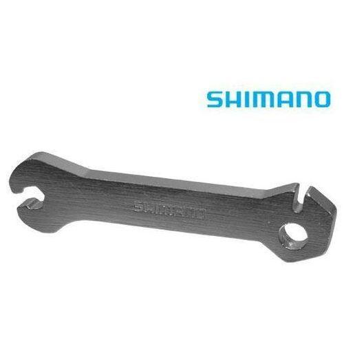 Y4CK19000 Klucz do centrowania kół Shimano aluminium (4524667186199)