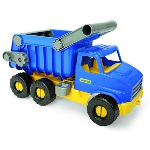 Wywrotka 42 cm City Truck w siatce